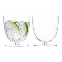 Pair of tumblers 35cl