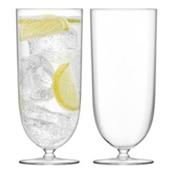 Pair of highballs 36cl