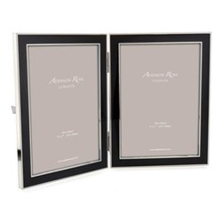 Double photograph frame 5 x 7""