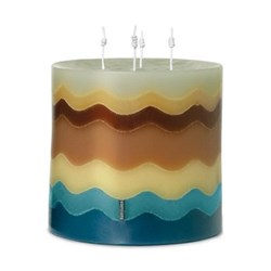 Decorative candle 19 x 18cm