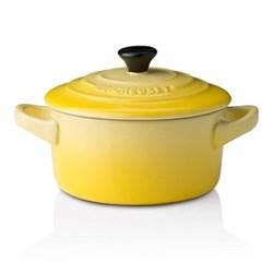 Petite round casserole 9 x 5cm - 25cl