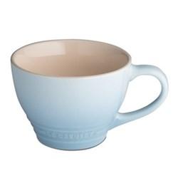 Stoneware Grand mug, 40cl, coastal blue