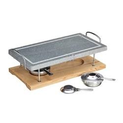 Hot stone grill set 42 x 22 x 15cm