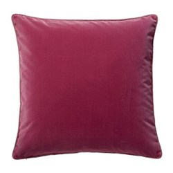 Cushion cover and pad 51cm sq