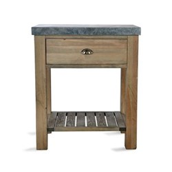 Butchers block 82 x 70 x 50cm
