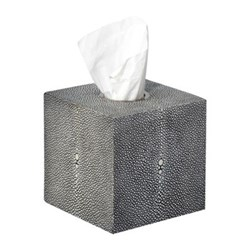 Tissue box holder 14 x 14 x 14cm