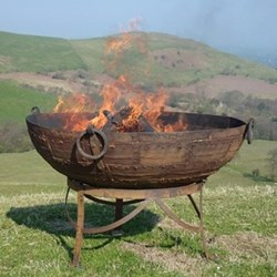 Fire bowl (without stand) 90cm