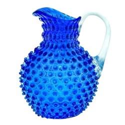 Bobble Jug, 2 litre, cobalt blue