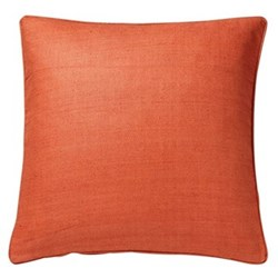 Silk cushion and pad 51cm