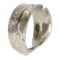 Set of 4 napkin rings 2.2 x 4.7cm
