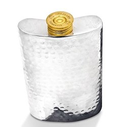 Hip flask large 11.6 x 7.6cm