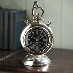Desktop pocket watch with stand 26 x 14 x 12cm