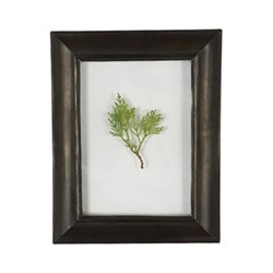 Wall mounted frame with wide border - small 22.5 x 18cm