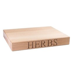 Chopping board 2.5 x 22.9 x 17.8cm
