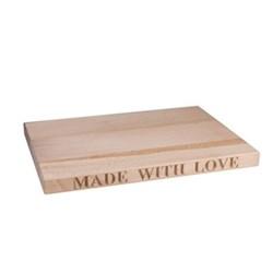 Chopping board 2.5 x 35.5 x 25.4cm