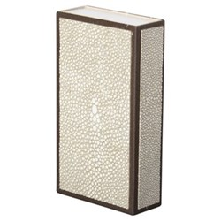 Match box holder W12 x D7 x H3cm