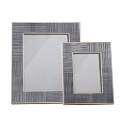 "Henley Photograph frame, 7 x 5"", grey"