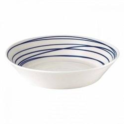 Pacific - Lines Pasta bowl, 22cm, blue