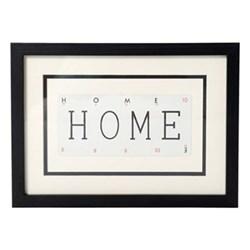 HOME Small frame, 40 x 30cm