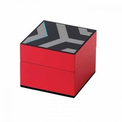 Small lidded box 14 x 14cm