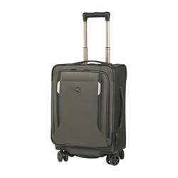 Carry-on with dual caster wheels 23 x 36 x 51cm