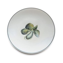 Seaflower Collection Dinner plate, 28cm, Oyster