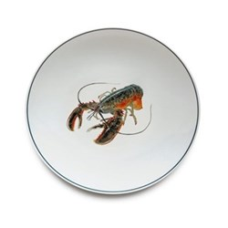Seaflower Collection Dinner plate, 28cm, American Lobster