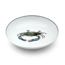Seaflower Collection Salad bowl, 19cm, Blue Crab