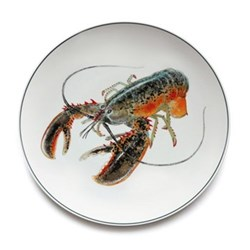 Seaflower Collection Charger plate, 32cm, American Lobster