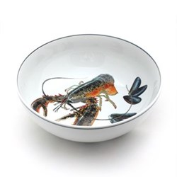 Seaflower Collection Serving bowl, 23cm, American Lobster