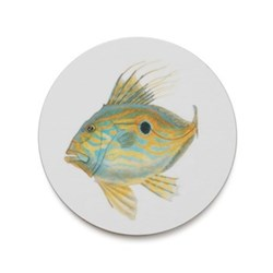 Seaflower Collection Coaster, 10cm, John Dory