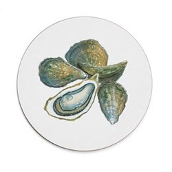 Seaflower Collection Tablemat, 28cm, Oyster