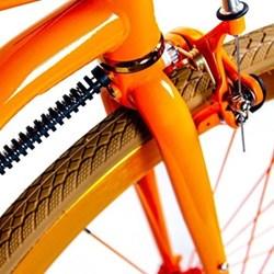 Men's bicycle size 52