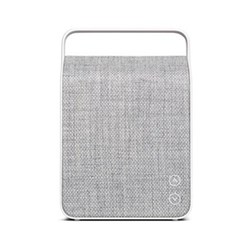 Oslo Wireless loudspeaker, portable, 26.8 x 18.1 x 9cm, pebble grey, kvadrat textile