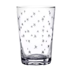 Stars Set of 6 tumblers, 210ml