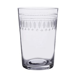 Ovals Set of 6 tumblers, 210ml
