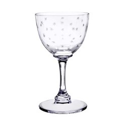 Stars Set of 6 liquer glasses, 80ml