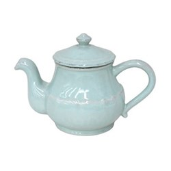 Impressions Large teapot, 1.3 litre, turquoise