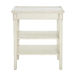Side table with three shelves 40 x 55 x 66cm