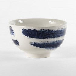 Indigo Rain by Faye Toogood Cup, D10 x H6cm