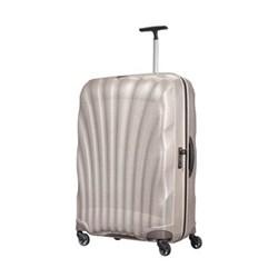 Cosmolite Spinner suitcase, 81cm, pearl