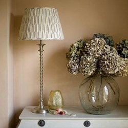 Table lamp - base only H60 x W14cm