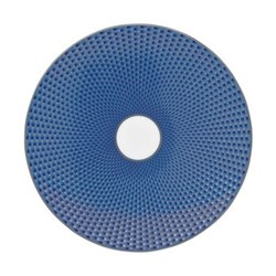 Tresor Bleu Bread and butter plate, 16cm, blue