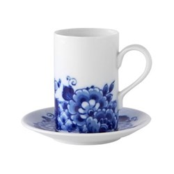 Blue Ming Coffee cup and saucer