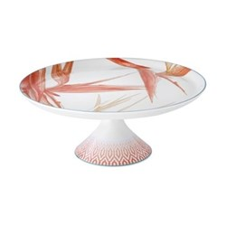 Fiji Large footed cake plate