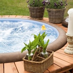Hot tub and conservatory fund
