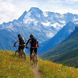 Biking tour for two