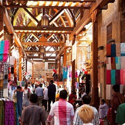 Souk tour for two