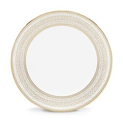 Gilded Pearl Accent plate