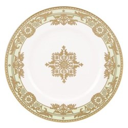 Rococo Leaf Accent plate